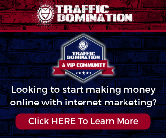 Traffic Domination Banner Ad